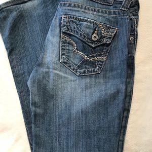 Stylish Bootcut Jeans